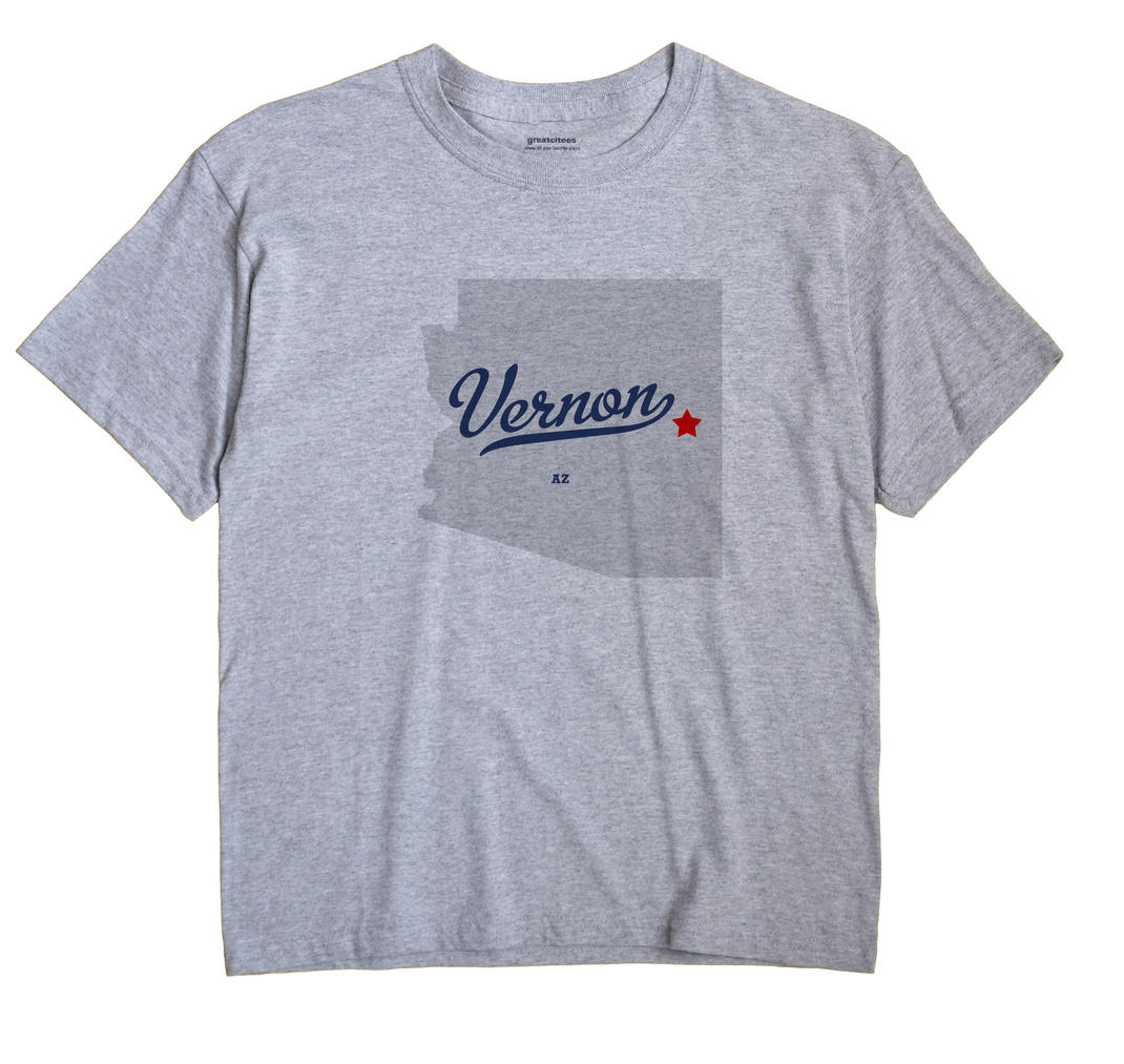 Vernon, Arizona AZ Souvenir Shirt