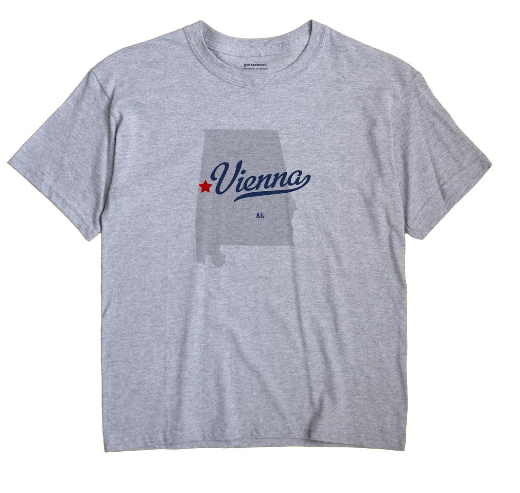 Vienna, Alabama AL Souvenir Shirt