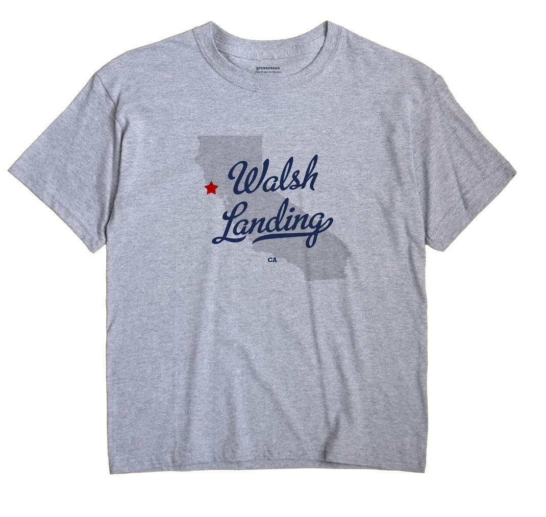 Walsh Landing, California CA Souvenir Shirt