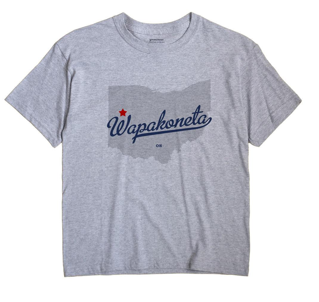 Wapakoneta, Ohio OH Souvenir Shirt