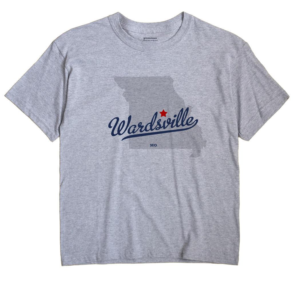 Wardsville, Missouri MO Souvenir Shirt