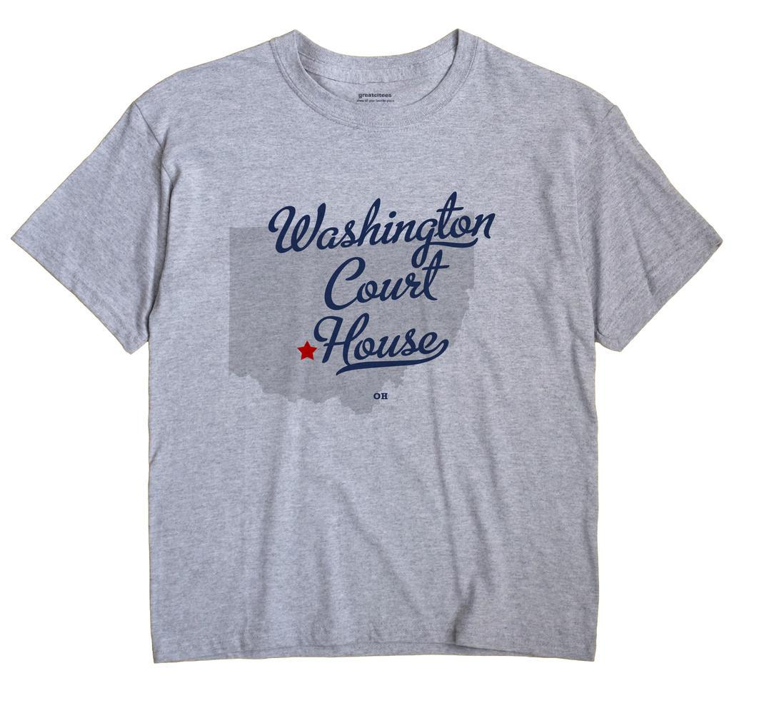 Washington Court House, Ohio OH Souvenir Shirt