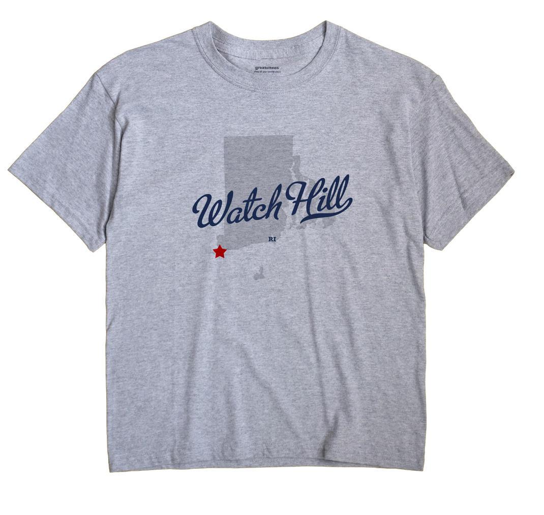 Watch Hill, Rhode Island RI Souvenir Shirt