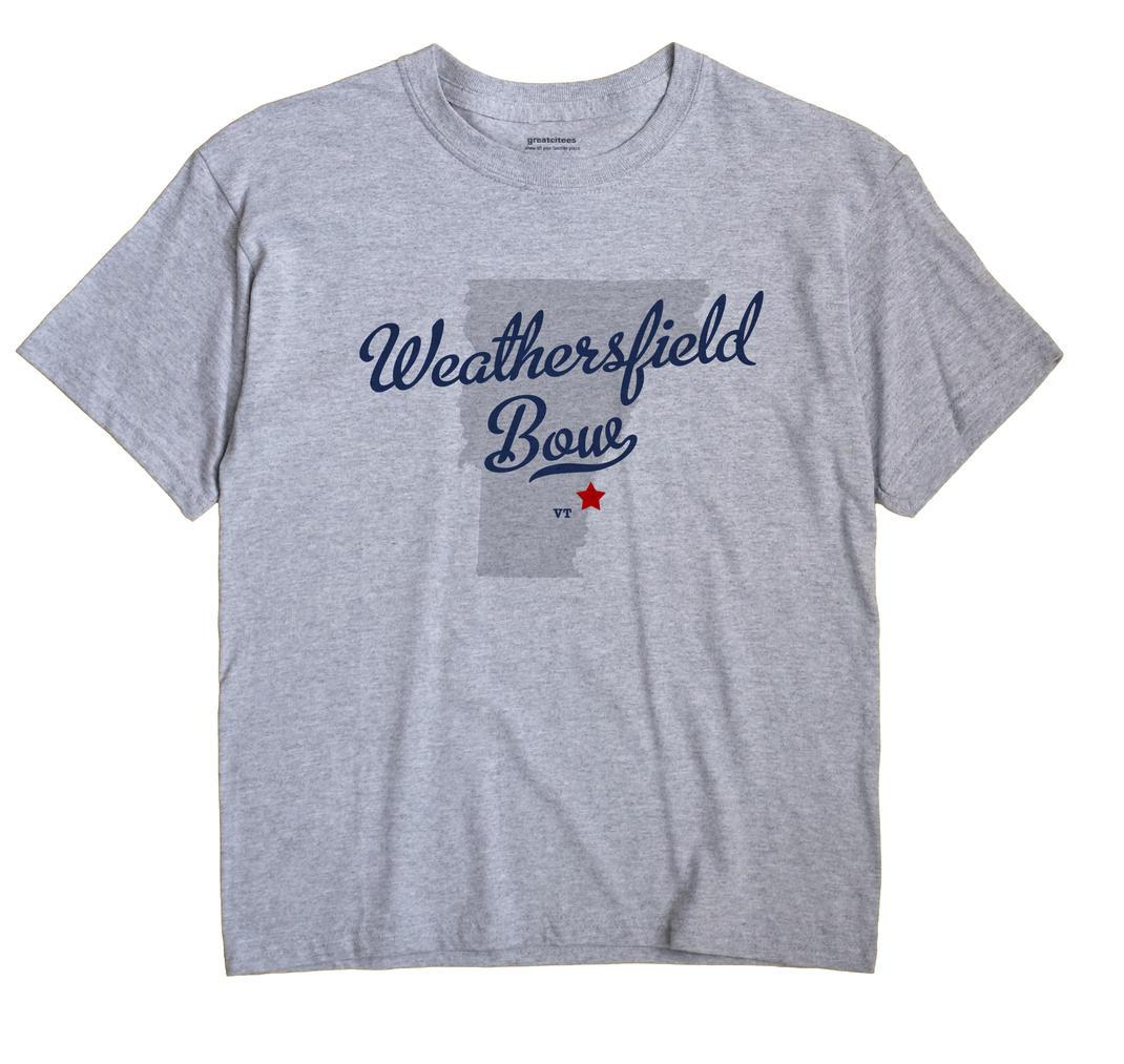 Weathersfield Bow, Vermont VT Souvenir Shirt