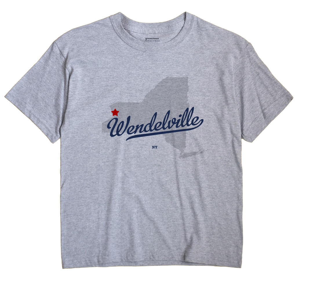 Wendelville, New York NY Souvenir Shirt