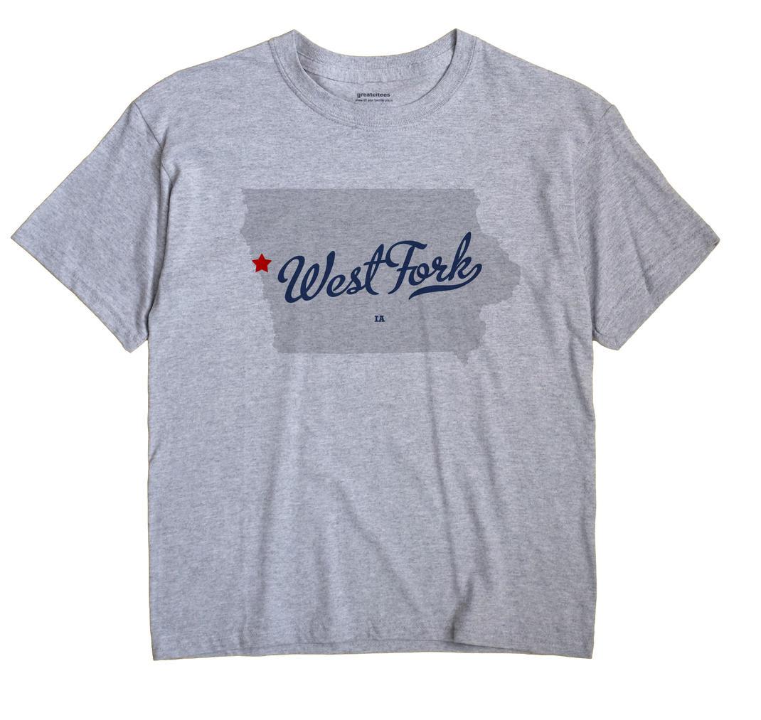 West Fork, Monona County, Iowa IA Souvenir Shirt