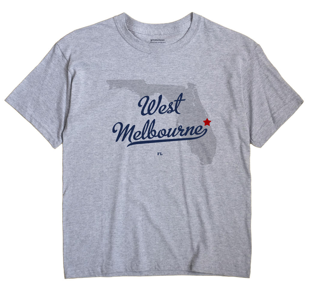 West Melbourne, Florida FL Souvenir Shirt