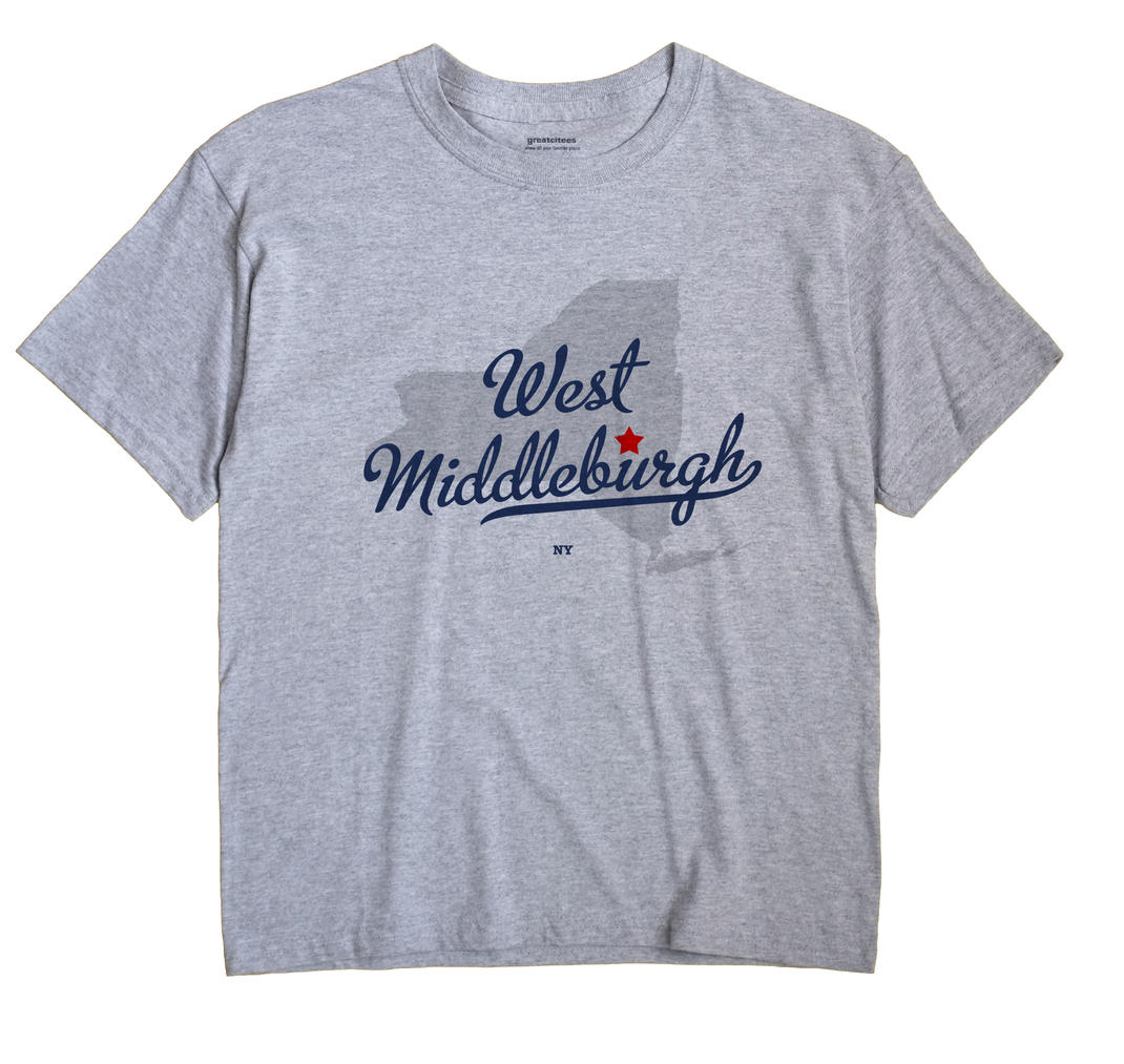 West Middleburgh, New York NY Souvenir Shirt