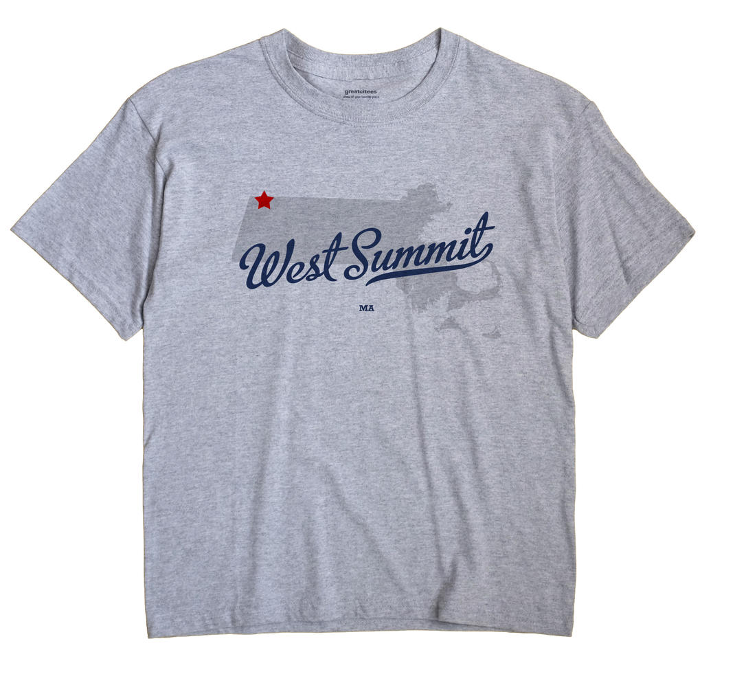 West Summit, Massachusetts MA Souvenir Shirt