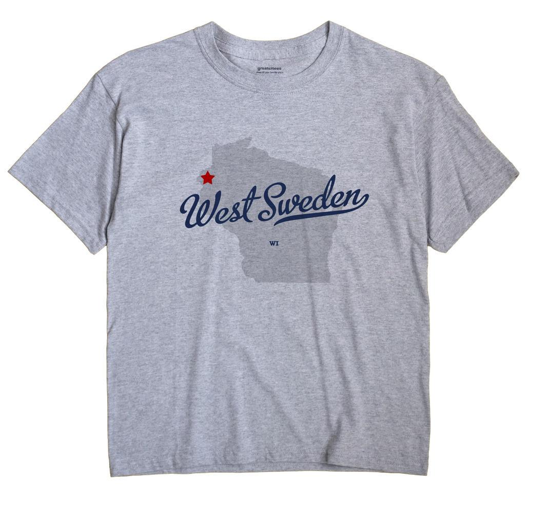 West Sweden, Wisconsin WI Souvenir Shirt