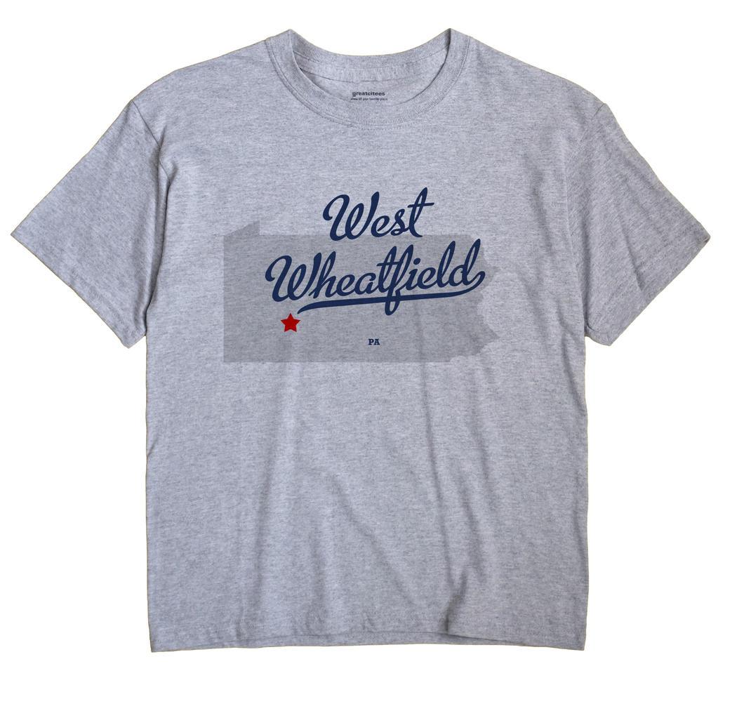 West Wheatfield, Pennsylvania PA Souvenir Shirt