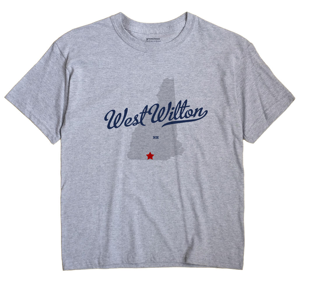West Wilton, New Hampshire NH Souvenir Shirt