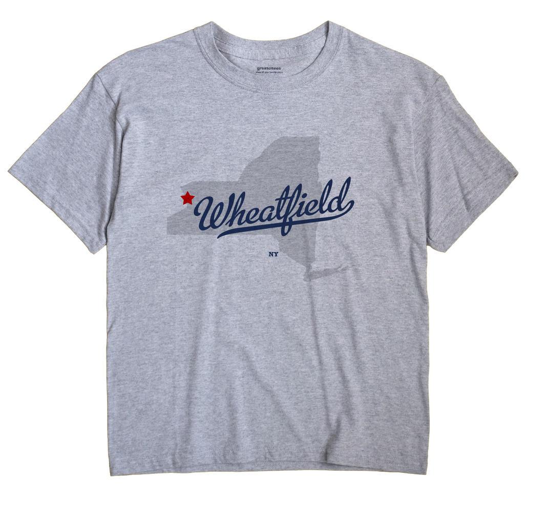 Wheatfield, New York NY Souvenir Shirt