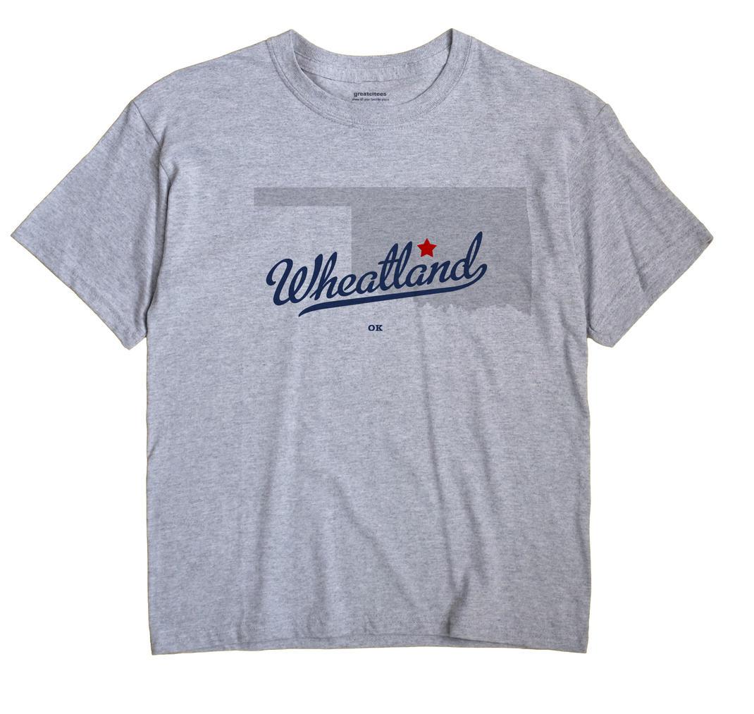 Wheatland, Oklahoma OK Souvenir Shirt