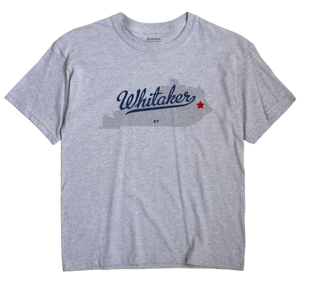 Whitaker, Kentucky KY Souvenir Shirt