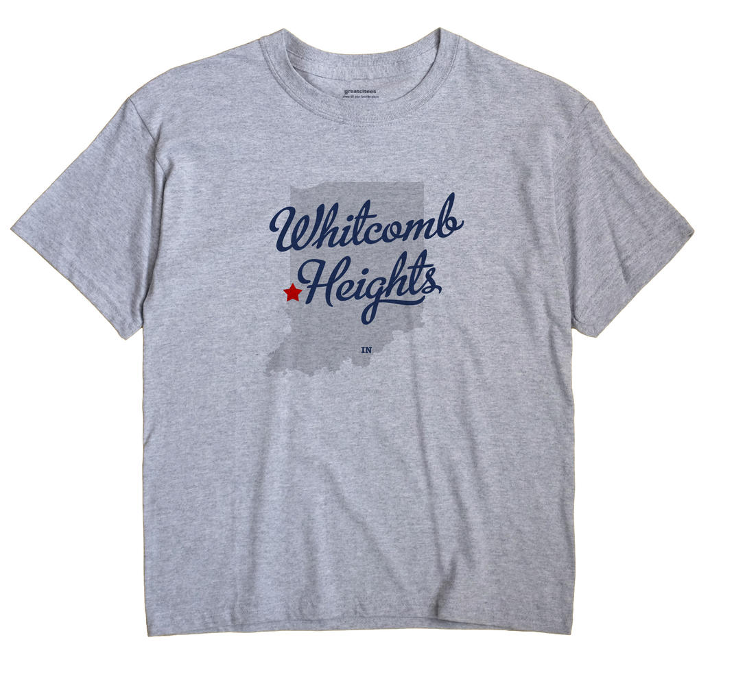 Whitcomb Heights, Indiana IN Souvenir Shirt
