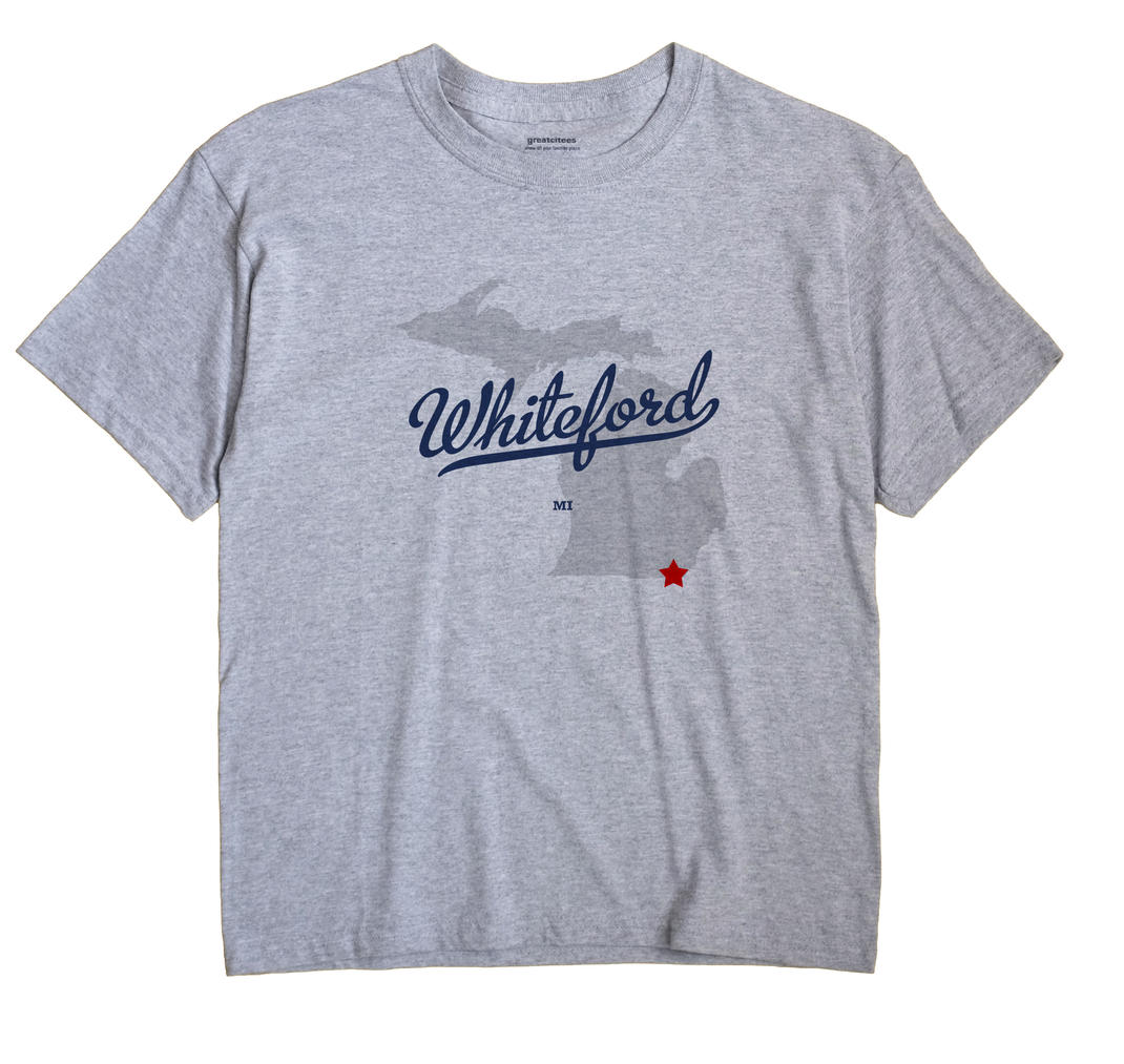 Whiteford, Michigan MI Souvenir Shirt
