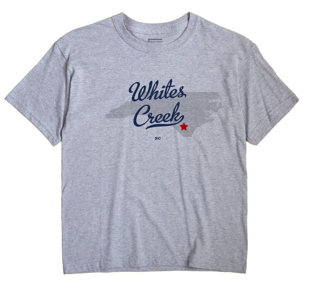 Whites Creek, North Carolina NC Souvenir Shirt