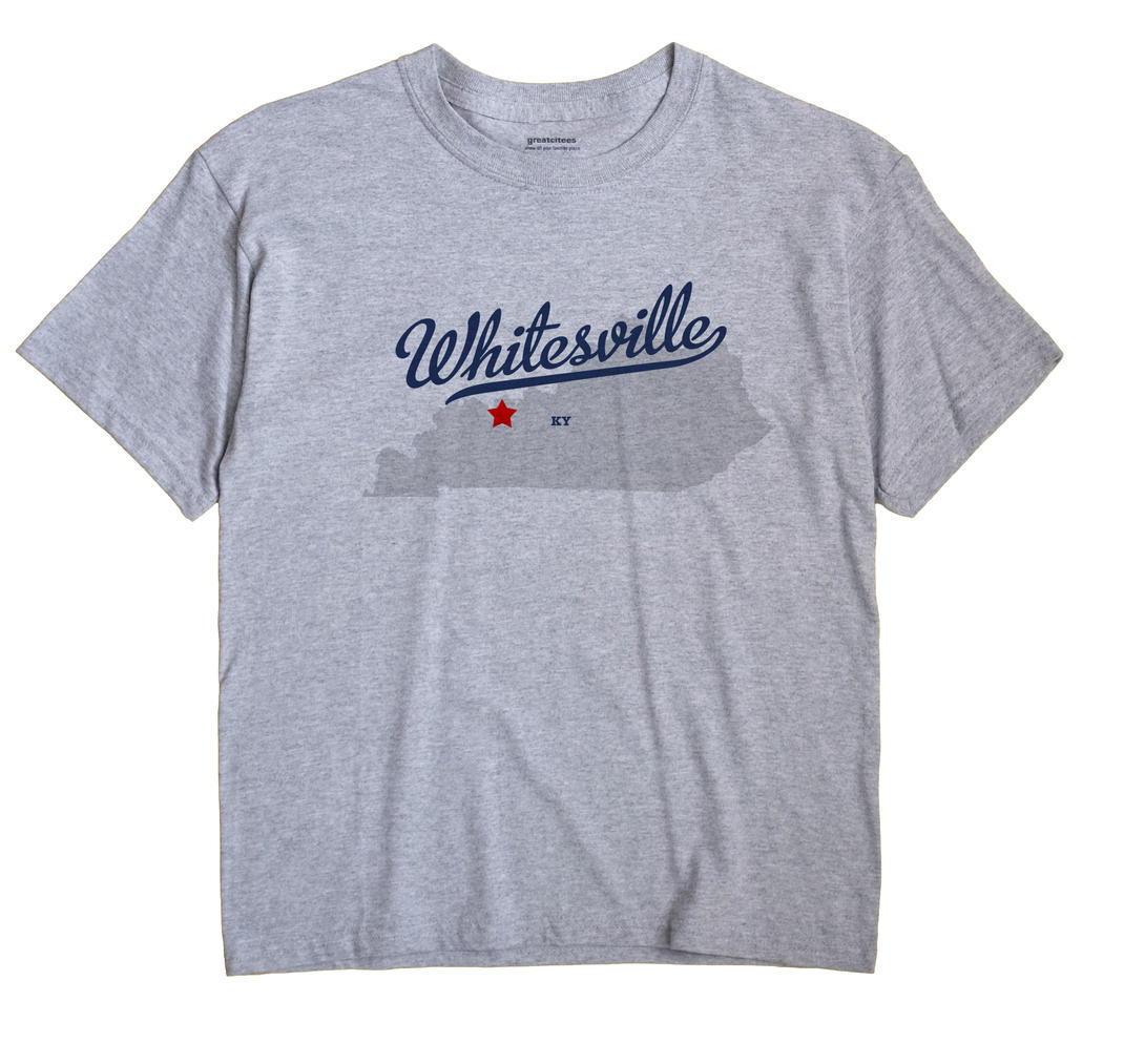 Whitesville, Kentucky KY Souvenir Shirt