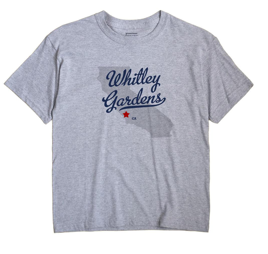Whitley Gardens, California CA Souvenir Shirt