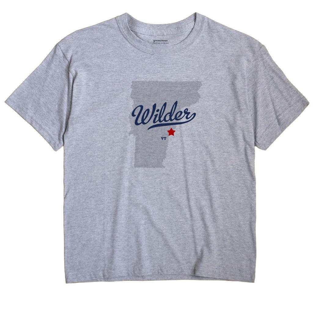 Wilder, Vermont VT Souvenir Shirt