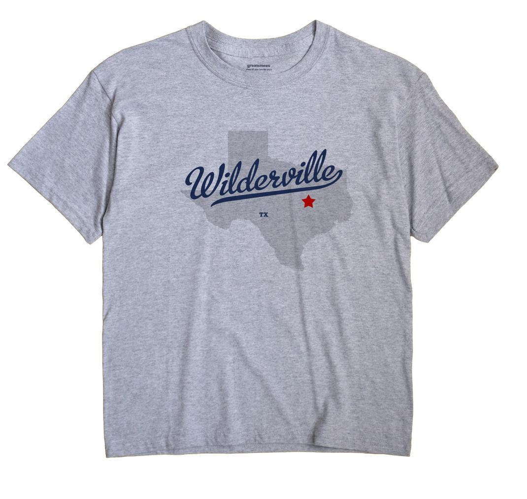 Wilderville, Texas TX Souvenir Shirt