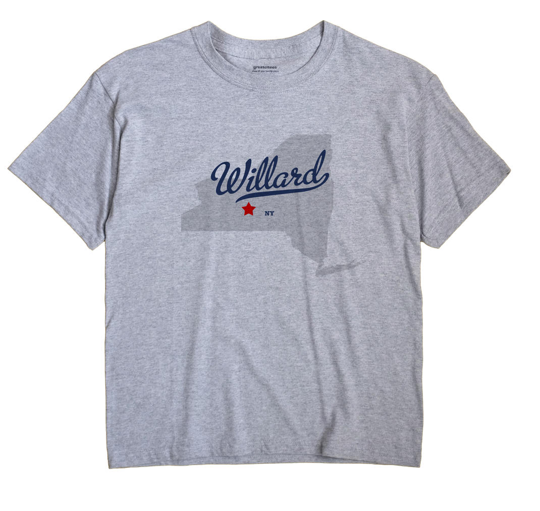 Willard, New York NY Souvenir Shirt