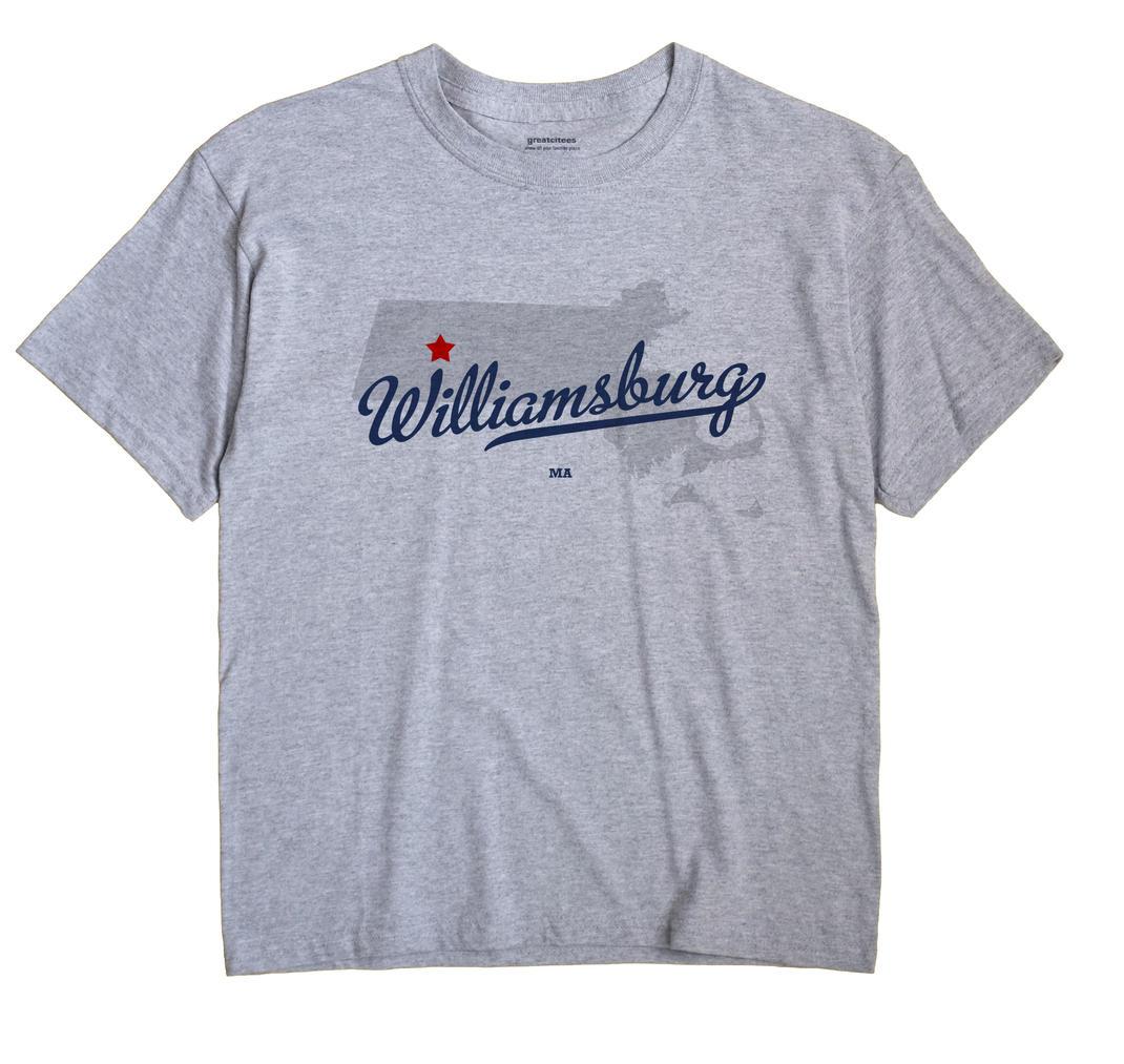 Williamsburg, Massachusetts MA Souvenir Shirt