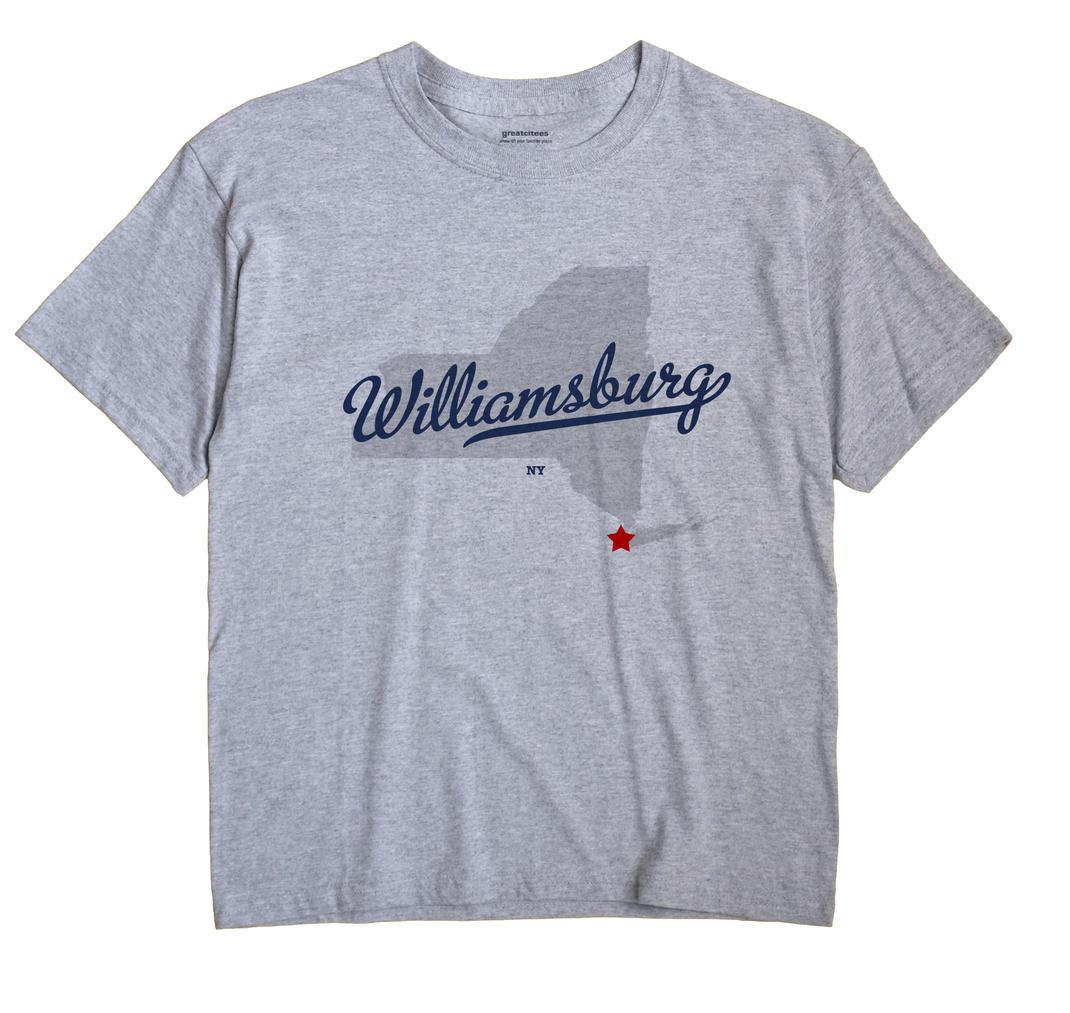 Williamsburg, New York NY Souvenir Shirt