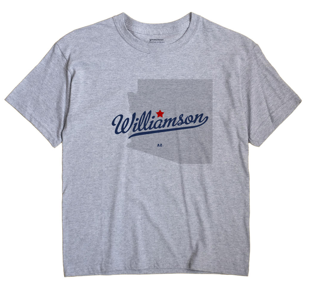 Williamson, Arizona AZ Souvenir Shirt