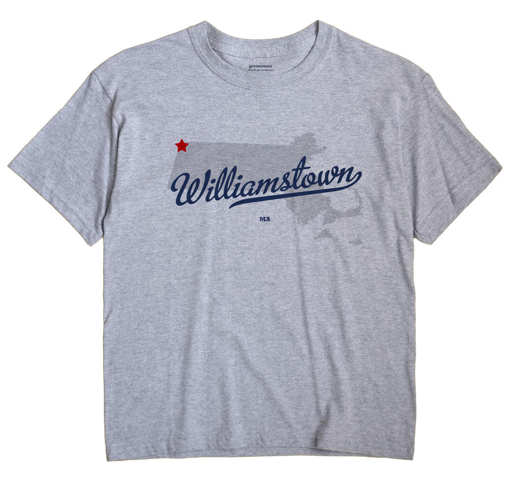 Williamstown, Massachusetts MA Souvenir Shirt