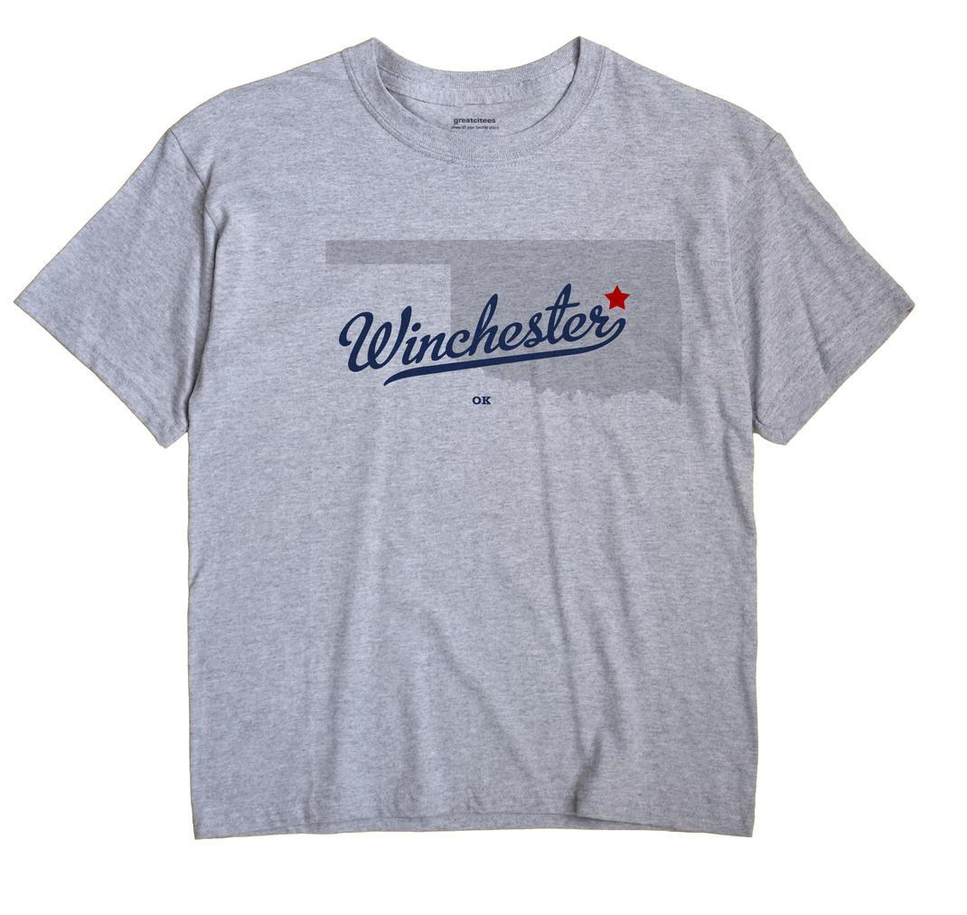 Winchester, Oklahoma OK Souvenir Shirt
