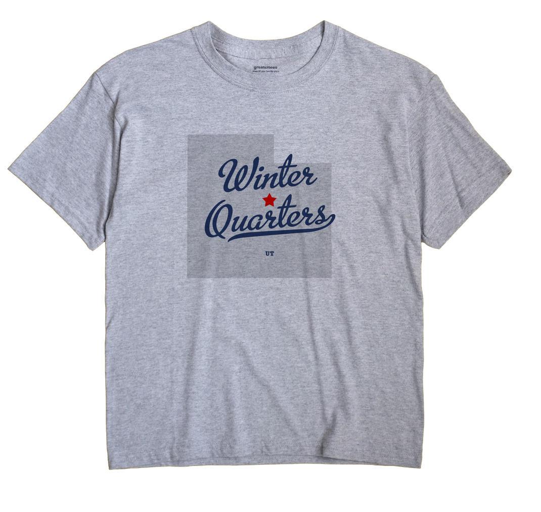 Winter Quarters, Utah UT Souvenir Shirt