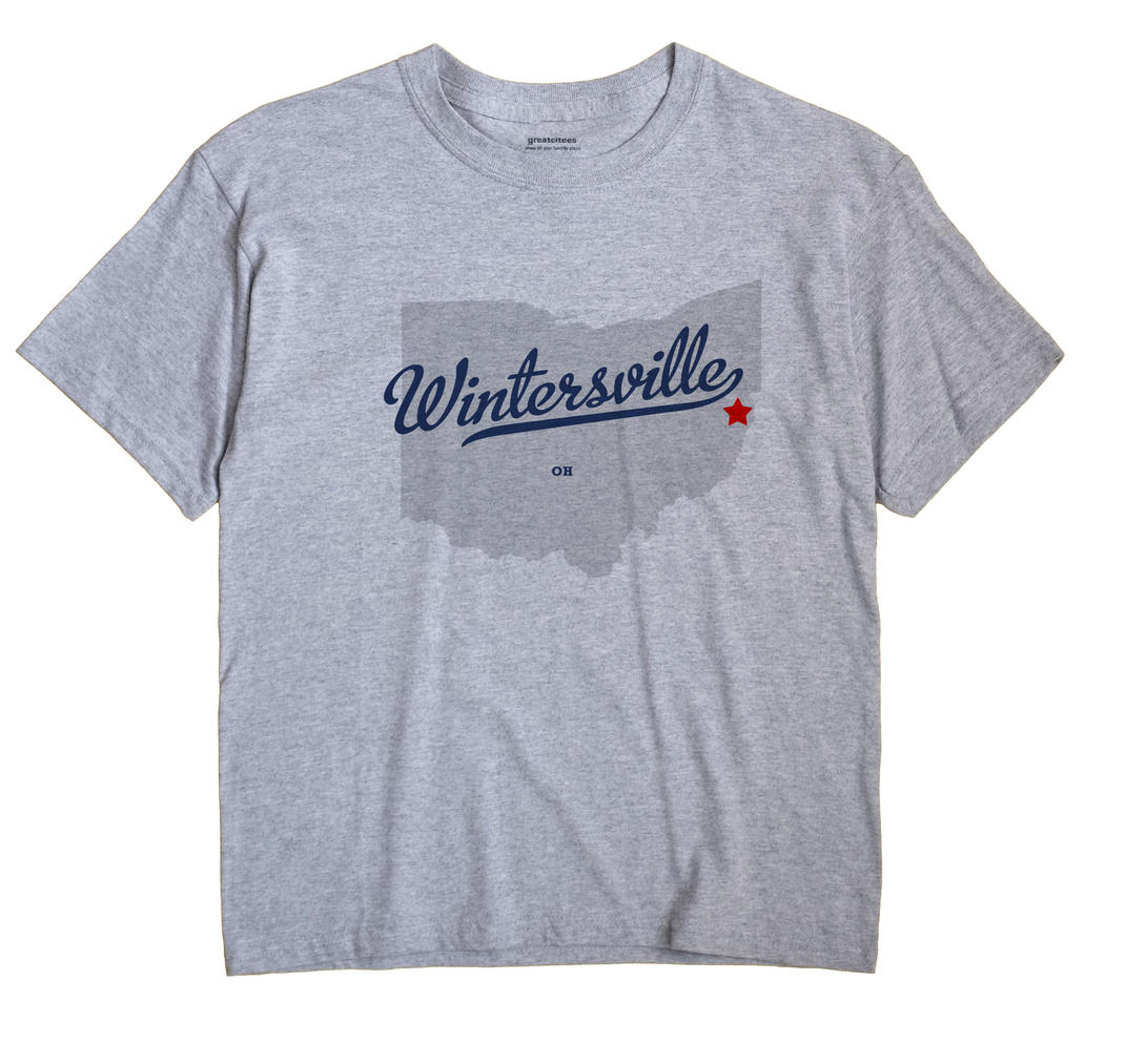 Wintersville, Ohio OH Souvenir Shirt