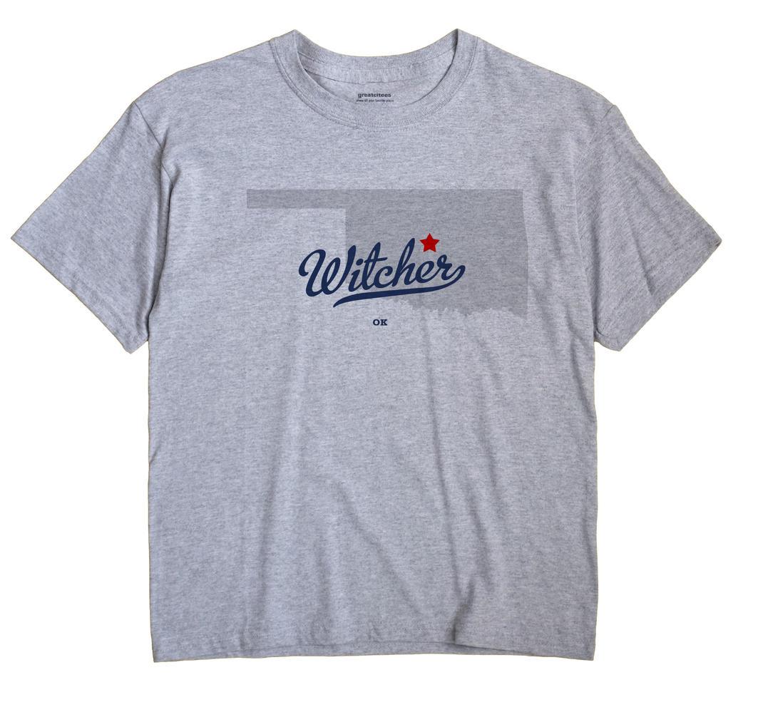 Witcher, Oklahoma OK Souvenir Shirt