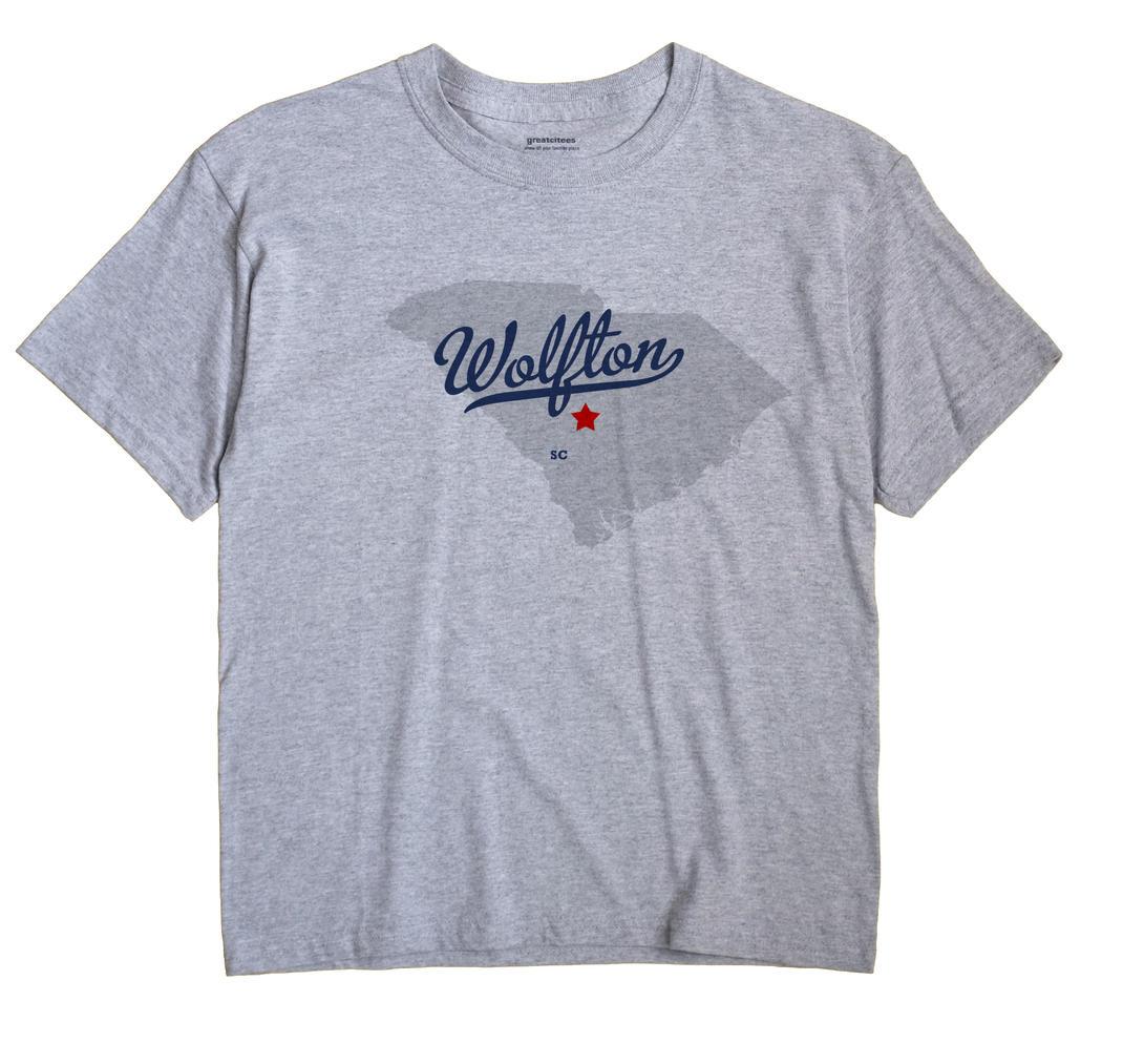 Wolfton, South Carolina SC Souvenir Shirt