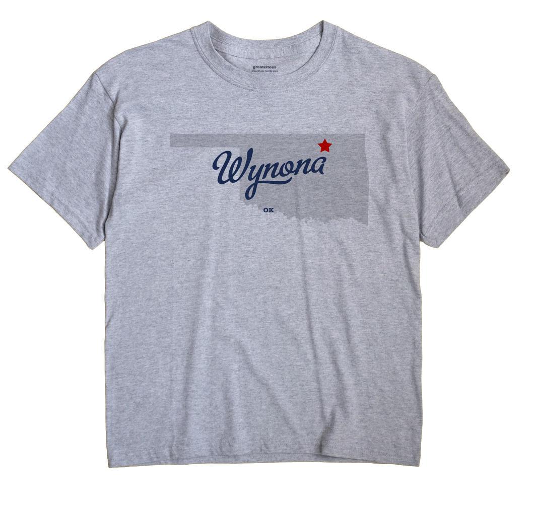 Wynona, Oklahoma OK Souvenir Shirt