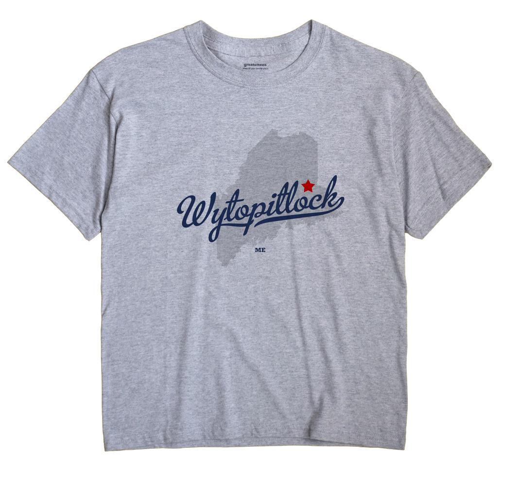 Wytopitlock, Maine ME Souvenir Shirt