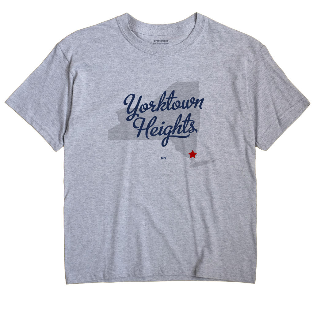 Yorktown Heights, New York NY Souvenir Shirt